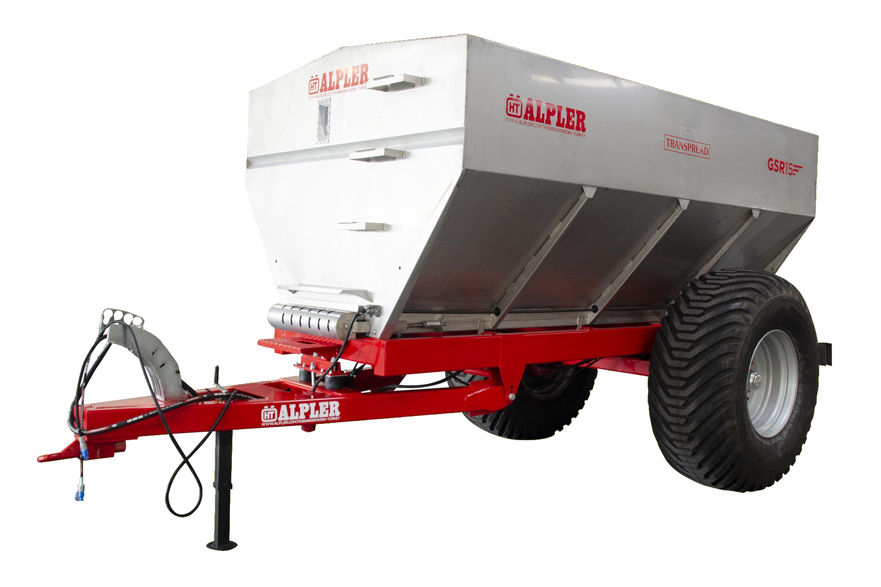 Fertilizer and Lime Spreaders (FR)