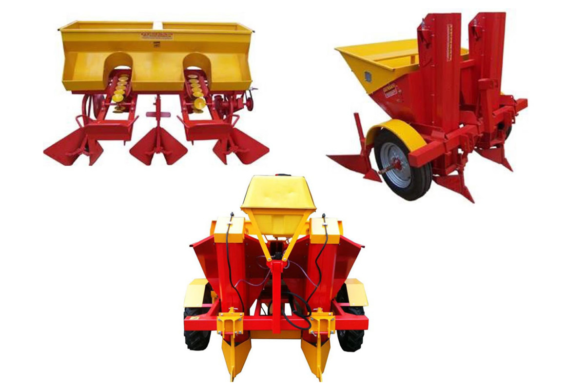 Potato Planter Machine