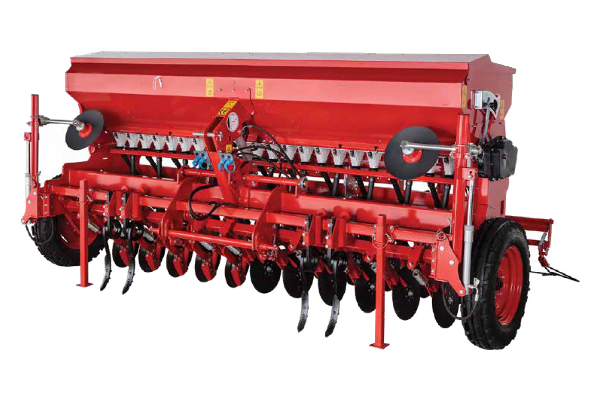 Seed Drill Single Disc (RU)