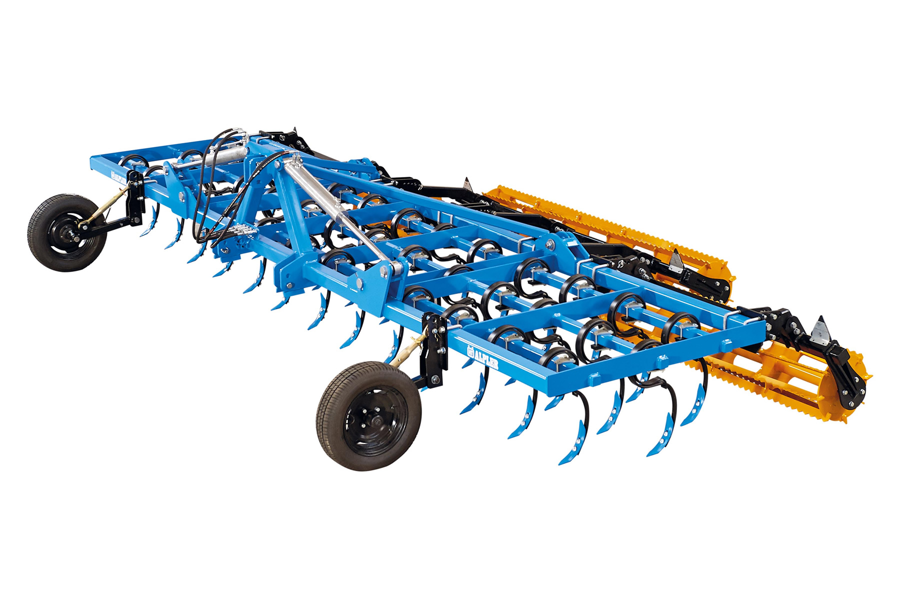 Spring Tine Cultivator