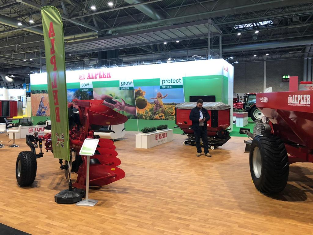 We were at Lamma Show 2020